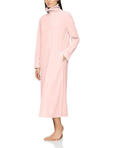 Féraud Women's Well-Being 3883036 Dressing Gown, Orange (Peach 10013), UK 14