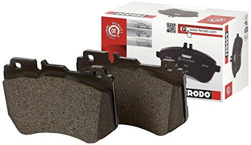 Ferodo FDB1919 Brake Pad Set, disc brake - (set of 4)