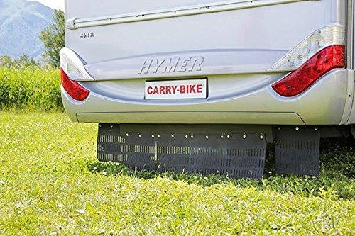 Fiamma Pair of Motorhome Caravan Rear Mud Flaps Splash Guards 06607-01-