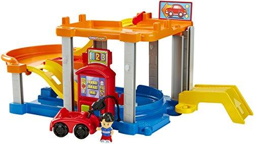 Garage Little People : Fisher price little people rollin ramps garage u2013 high quality store