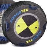 Fix and Go Pair of Snow Socks (alternative to chains) for Tyre Size - 215/55/17 Kit I