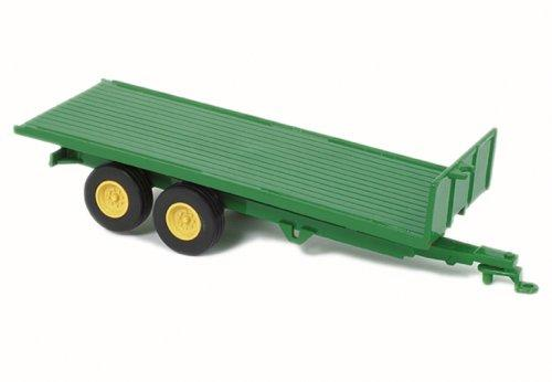 Flat Bed Trailer (Green)