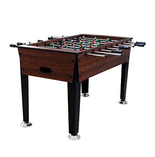 Foosball Table Soccer Game Table Room Multiplayer Competition Football Arcade for Indoor Game Room Sport