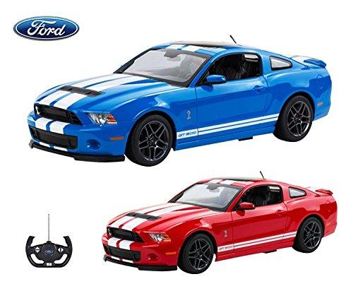 Ford Mustang Remote Control Car Working Lights Pl Electric Radio Controlled Shelby Mustang Rc