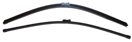 Ford S-Max/ Galaxy Flat Windscreen Wiper Blade Kit for 2006 Onwards