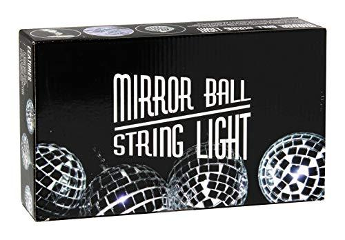 Fortune Products MBS-2-24 Mirror Ball Sting Lights (Pack of 24)