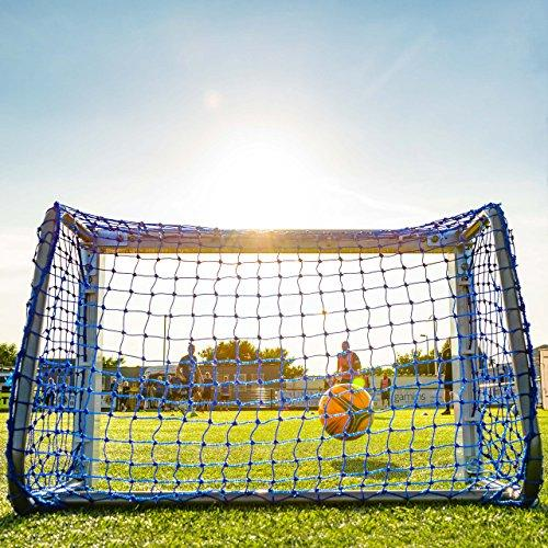 Forza Alu Mini Target Football Goal - 3ft x 2ft Aluminium Football ...