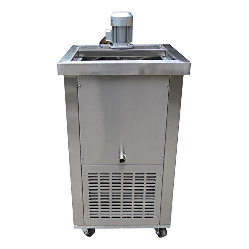 Free shipment to door single ice mold ice popsicle making machine ice pop machine ice lolly maker ice lollipop making machine for ice cream store,bars,cafes