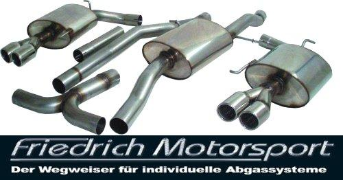 Friedrich Motorsport Sport Exhaust 70 mm 881041KD