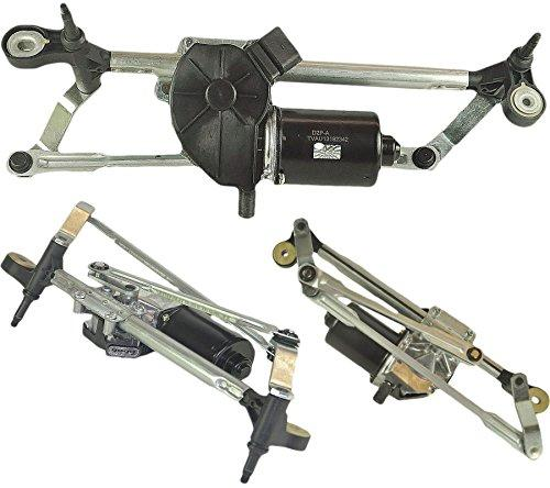 Front Wiper Motor & Linkage Assembley FOR / Vauxahll D [2006-2014]