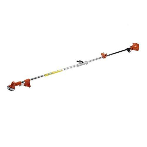 Funnyrunstore 52cc Multifunctional Petrol Outdoor Grass Strimmer Brush Cutter Trimmer Garden Lawn Mower Pole Rod Bar