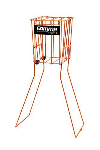 Gamma BHRW112 Hopper, Orange, Hi-Rise 75 w/wheels