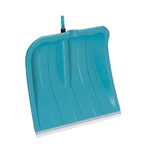 Gardena Combi System 40 WITHOUT HANDLE Snow Shovel, Snow Shovel 03242 – 42 x 42 x 55 cm, Blue – 24