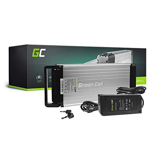 GC® EBIKE Battery 36V 14.5Ah Accumulator Pedelec Rear Rack with Li-Ion Panasonic Cells E-Motion Kwikfold VELA Carver SUNN