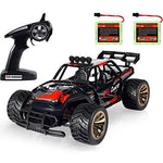 Geekper 1:16 Electric RC Car Off Road Vehicle 2.4GHz Radio Remote Control Car 2W 10MPH High Speed Racing Monster Truck 2 Rechargeable Battery
