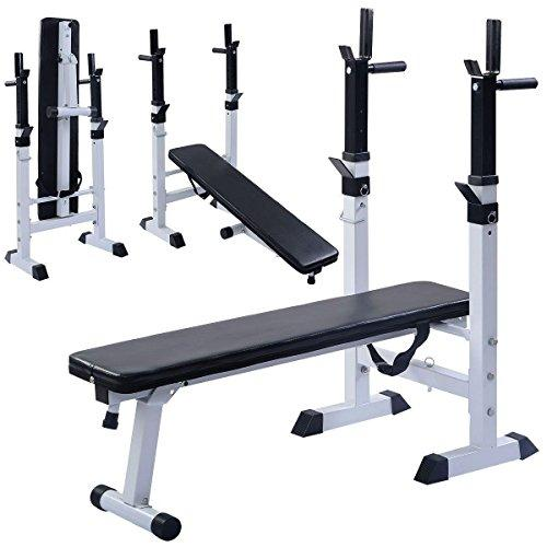 Generic ining Stationse Workou Workout Adjustable Weight Lifting Bench Folding Training Gym Exercise Station Weight Liftin