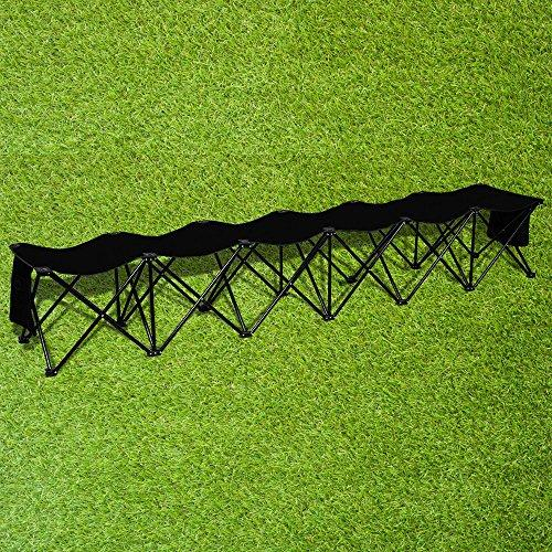 Generic * s Folding Holder Picnic olding Camping Cup Seats F Seats Folding Bench amping Cu Spectators Chair ators Chair Outdoor Garden ators Chair