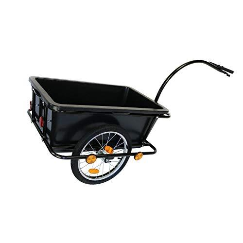 Generic Trol g Pneumatic Tyre Cargo atic Tyre Car NEW Bike Trailer with Coup Trolley with ailer Tro Coupling Pneumatic e Trailer Troll
