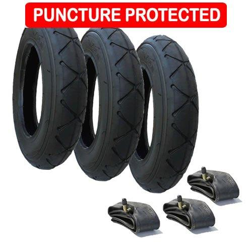 "Genuine Mountain Buggy Swift Tyre and Tube Set - 10"" x 2.0 - Puncture Protected"
