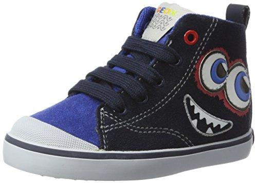 Geox Baby' B Kiwi BOY C Trainers Blue (Navy/Royal C4226) 7.5 UK Child