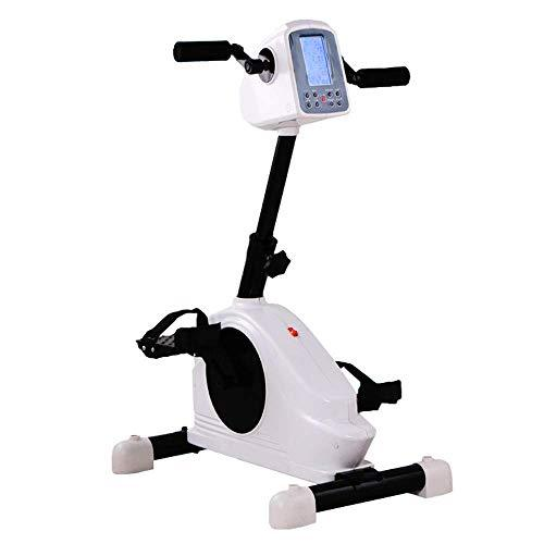 GFDDZ Rehab Bike Pedal Motorized Trainer, Intelligent Electronic Physical Therapy for Handicap, Disabled and Stroke Survivor - Promotes Blood Circulation, Improves Balance, Strengthens Muscles