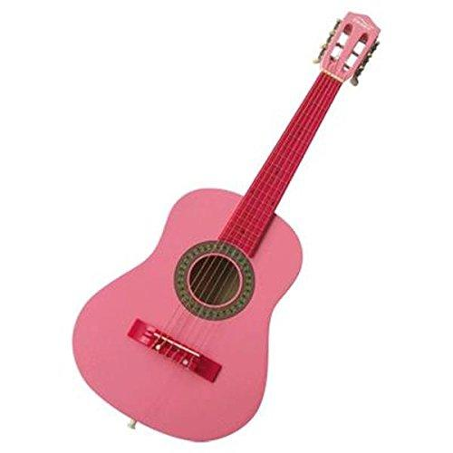 giochi preziosi RDF50836 girl music star of the classical guitar in wood cm.75