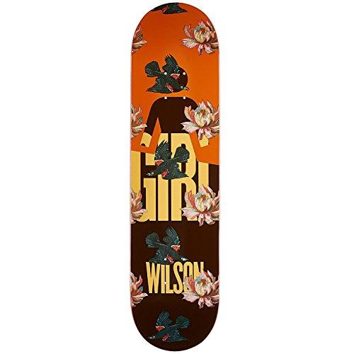 "Girl Skateboard Deck Wilson Sanctuary 7.875"" x 31.25"""