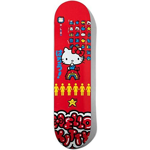 Girl x Hello Kitty 45th Anniversary Skateboard Deck - Wilson - 7.875""