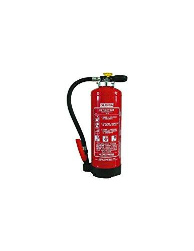 Gloria 412002 F2GM Powder Fire Extinguisher ABC 2 kg