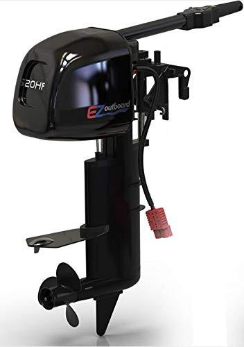 Golden Motor EZ Outboard 6HP Electric Outboard S06T Sports Series Tiller version with CE certificate