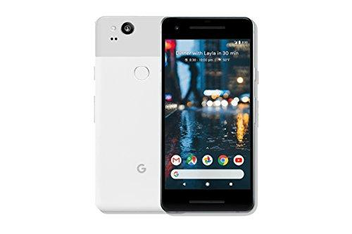 "Google Pixel 2 64GB 5"" 12MP SIM-Free Smartphone in Clearly White"