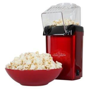 Gourmet Gadgetry Retro Diner Popcorn Maker - Make fresh, tasty and healthy popcorn in just 3 minutes!