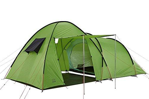 GRAND CANYON Fraser 3 - tunnel tent ( 3-person tent), green, 302036