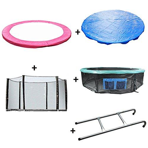 Greenbay 6ft Pink Trampoline Replacement Spring Cover