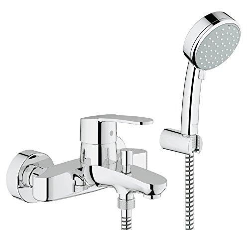 Grohe 33592002 Eurostyle Cosmopolitan Bath Tap with Shower Fitting
