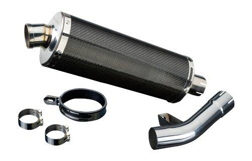 GSF1250 BANDIT 2007-2016 350mm CARBON ROAD LEGAL SILENCER KIT EXHAUST