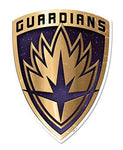Guardians of the Galaxy Wall Decoration Emblem – Cardboard – Size approx. 62 x 83 cm