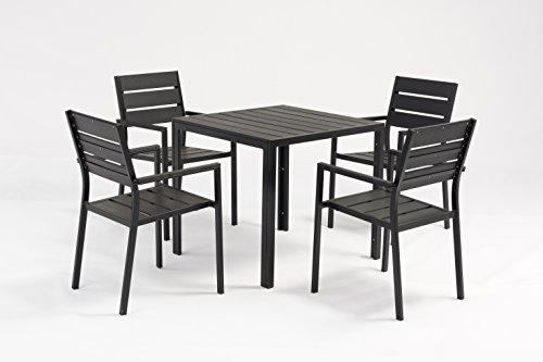 Guiren Outdoor Polywood Dining Table 1 Pieces GR-P22080 (Square)
