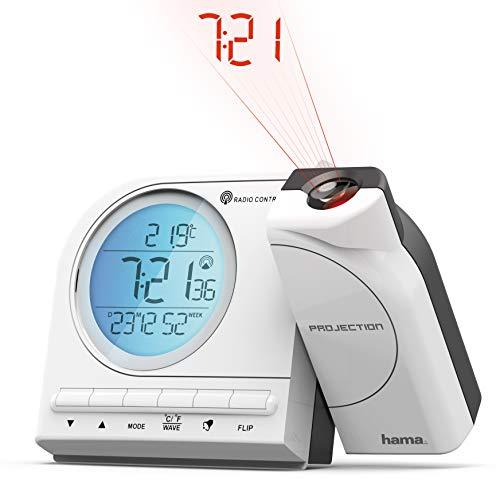 "Hama ""RCR 110"" Projection Alarm Clock"