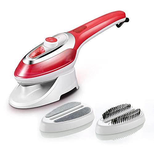 Handheld Steam Iron Portable Steamer Clothes Travel Compact Fabric Steamer with Ultra-Fast Heating Element for Home Travel Vertical