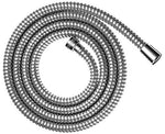 Hansgrohe Metaflex Flexible Anti-Kink Shower Hose, Silver, 28265002
