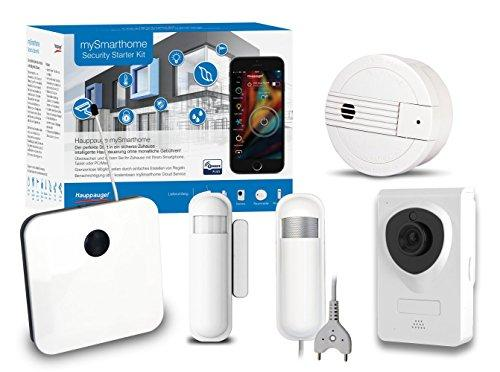 Hauppauge 01568 mySmarthome Starter Kit Security Z-Wave