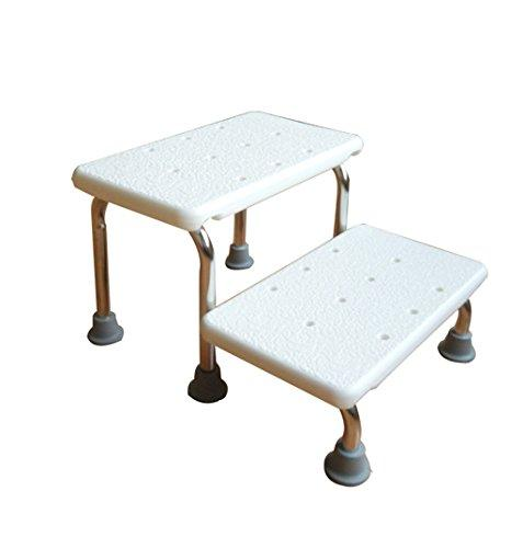 HCJTD Step stools, bathroom Foot stool indoor Staircase stool Multifunction Step bench