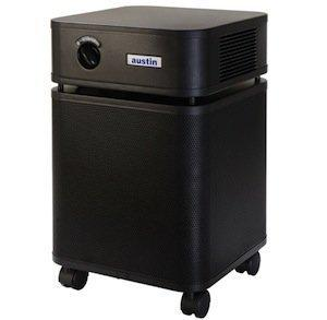 HealthMate Plus Air Purifier (HM450), Color: Black by Austin Air