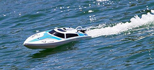 Helion RIVOS Fast Remote Control Speed Boat - Ready To Run