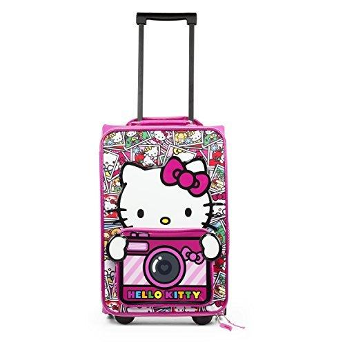 "Hello Kitty 17"" Carry On Luggage"