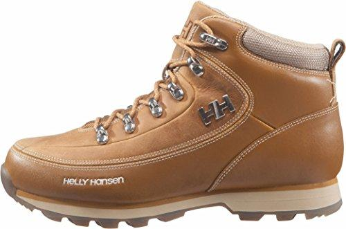 Helly Hansen The Forester, Women's Ankle Boots Ankle Boots, Brown (Bone Brown/ Incense/ Off White 731), 7 UK (40.5 EU)
