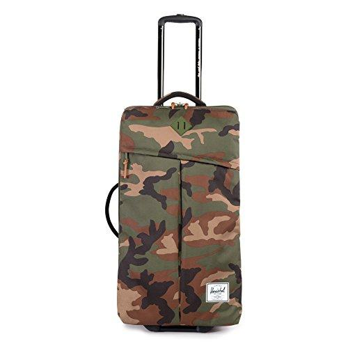 Herschel Luggage Set, 27 cm, 62 Liters, Woodland Camo