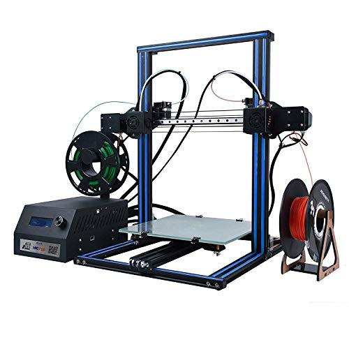 HICTOP 3D Printer DUALE 3 Independent Dual Extruder - Prusa I3