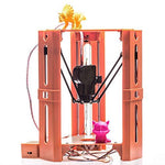 High Precision DIY Desktop USB Printer Kit 3D Printing 1.75mm Filament Support Security Digital Card Mini Home Printer